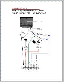 kenwood krc 210 wiring connection diagram analog alley. Black Bedroom Furniture Sets. Home Design Ideas