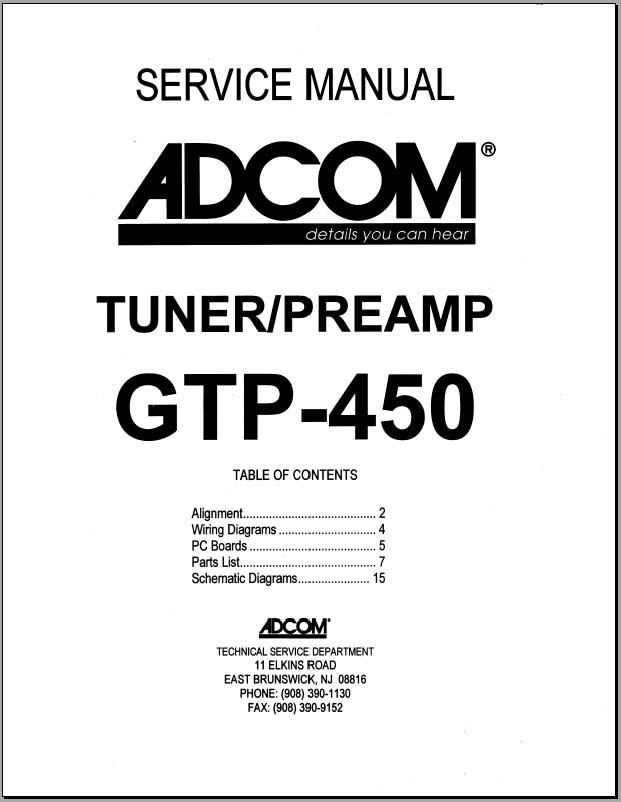 adcom gtp