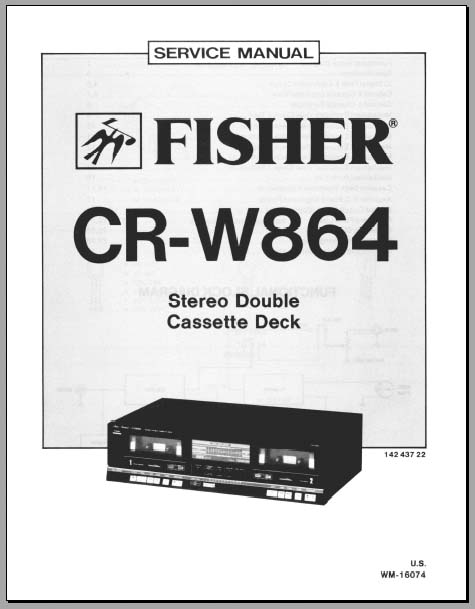 fisher cr