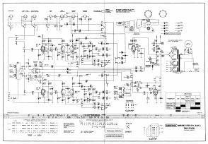 grundig tm45 schematic diagram  analog alley manuals