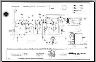 Grundig    TK200 Schematic    Diagram     Analog Alley    Manuals