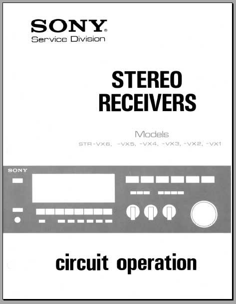 sony_str-vx1-vx6 Audio Limiter Circuit Schematic on radio schematics, generator schematics, audio splitter circuit, audio amp schematic, audio circuit symbols, led schematics, audio mixer circuit, audio circuit books, inverter schematics, lm3914 schematics, audio clips, audio circuit design, relay schematics,
